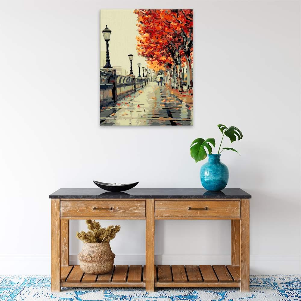 Obraz na zdi Podzimní procházka