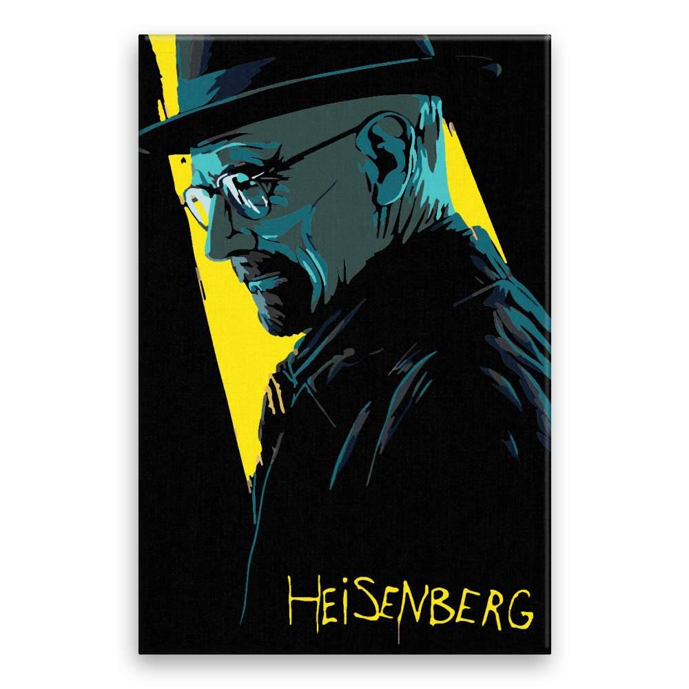 Malování podle čísel Heisenberg 01